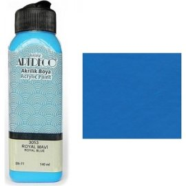 Artdeco Akrilik Boya 140 Ml Royal Mavi Y-070R-3053