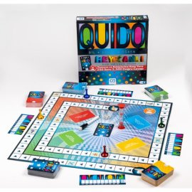 Ca Games Eğitici-Quıdo Board Game