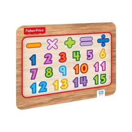 Ca Games Fisher Price Frame Puzzle Sayılar 5057