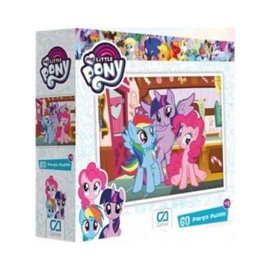 Ca Games My Little Pony 60 Parça Puzzle CA5098