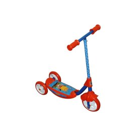 Hot Wheels 3 Tekerlekli Scooter