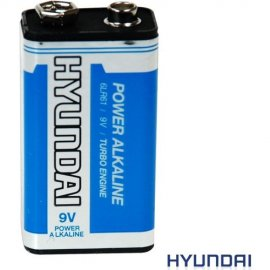 iHyundai 9 V Super Ultra Heavy Duty Pil