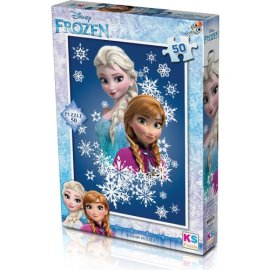 KS Games Frozenpuzzle 50
