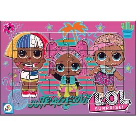 Mabbels L.o.l Frame Puzzle ST05546