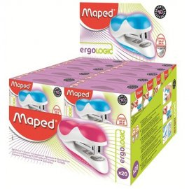Maped Zımba Makinası 24/6-24/7 Mini Boy Ergologic